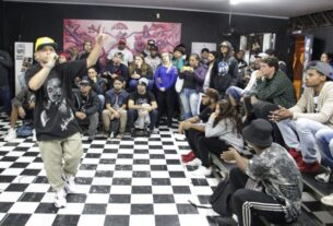 Casa do Hip Hop - Mogi das Cruzes