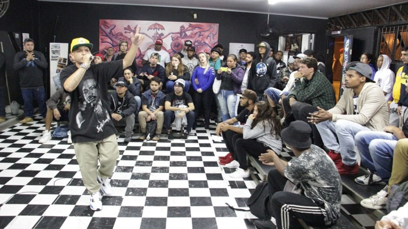 Casa do Hip Hop - Mogi das Cruzes