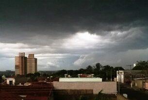 Chuva em Mogi das Cruzes SP