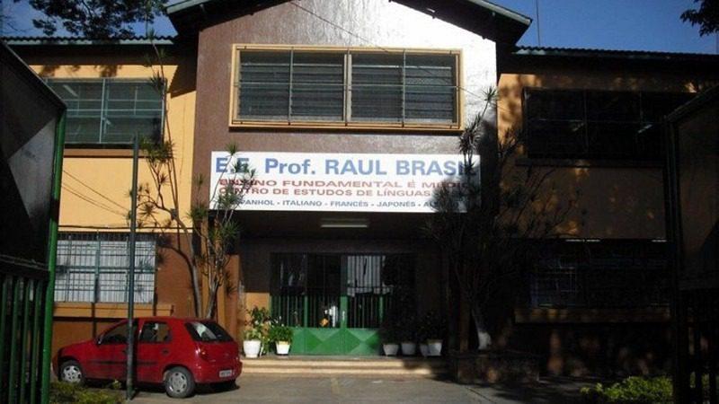Escola Professor Raul Brasil - Suzano SP