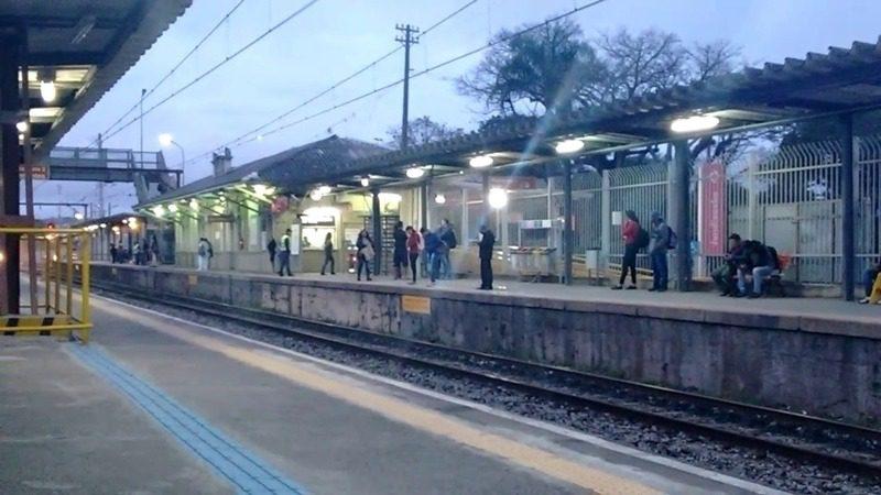 Estação Jundiapeba - CPTM - Mogi das Cruzes SP