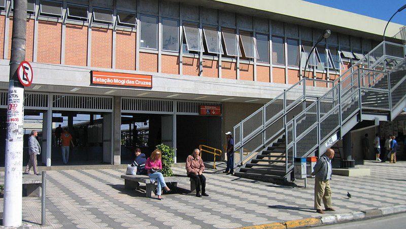 Estação Mogi das Cruzes da CPTM
