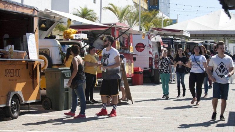 Food Truck Solidário - Parque da Cidade - Mogi das Cruzes