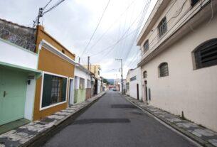 Rua Presidente Rodrigues Alves - Mogi das Cruzes SP