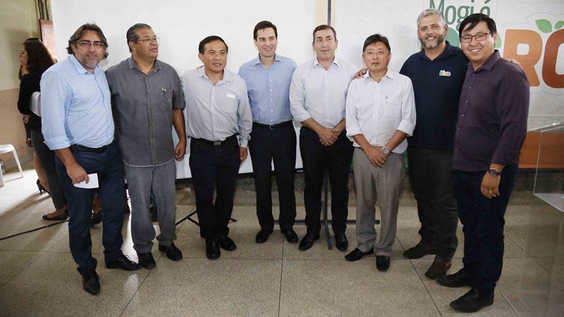 Secretário Gustavo Junqueira, Prefeito Marcus Melo etc.