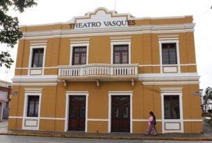 Theatro Vasques - Mogi das Cruzes