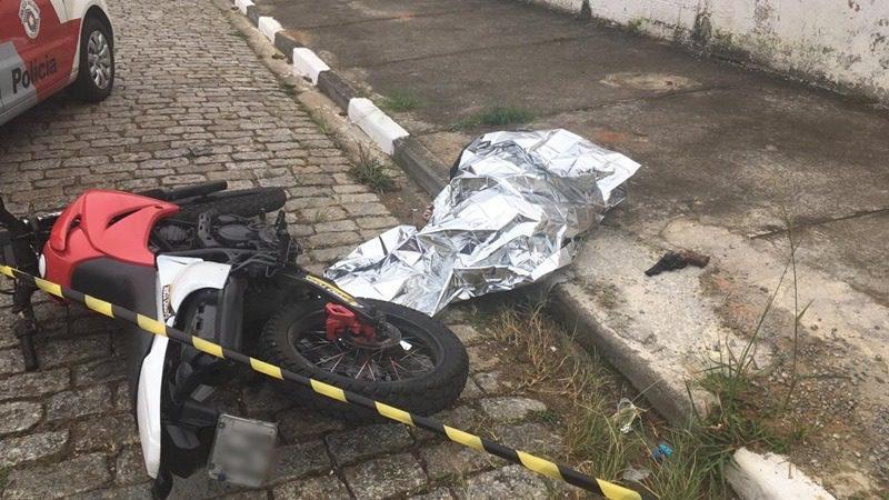 Bandido morto por PM