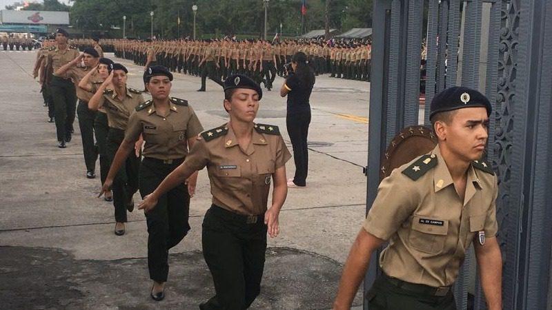 Cadetes do Exército