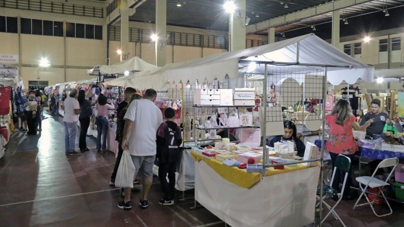 Feira de Artesanato do Expo Mogi