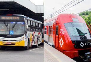 Integração Ônibus e Trem em Mogi das Cruzes