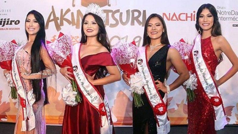 Miss Akimatsuri 2019