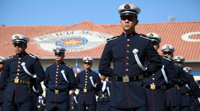 Oficial Barro Branco - PM SP