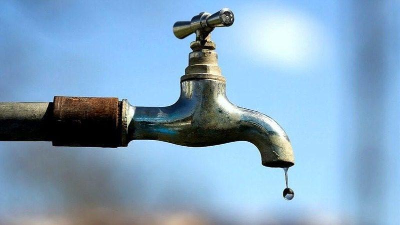Sem água