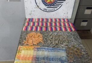 Tráfico de drogas em Jundiapeba / Mogi das Cruzes