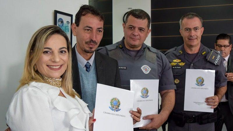 Katia Sastre destina verba à segurança do Alto Tietê