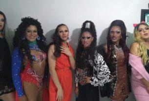 Drag Queens na TV Diário