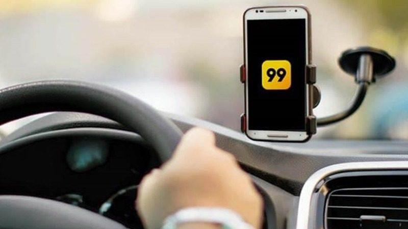 Motoristas de aplicativo - 99