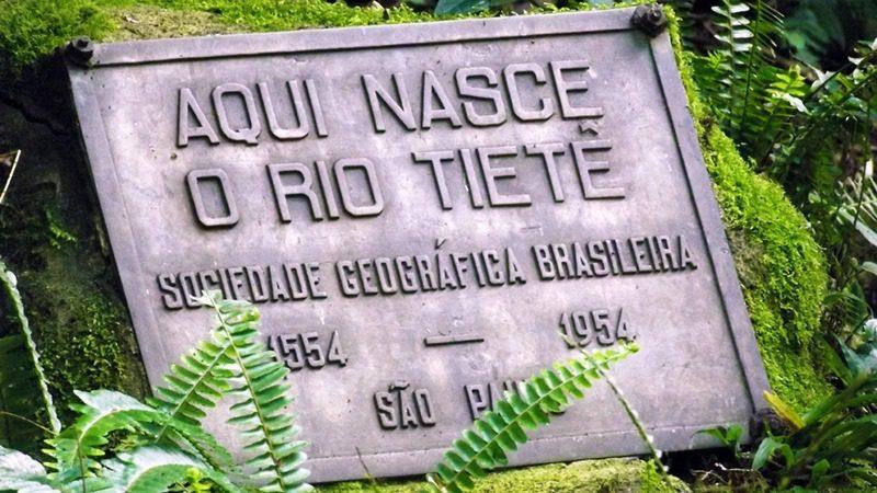 Nascente do Rio Tietê