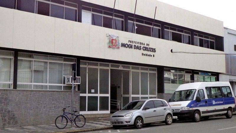 Prédio da Prefeitura de Mogi das Cruzes