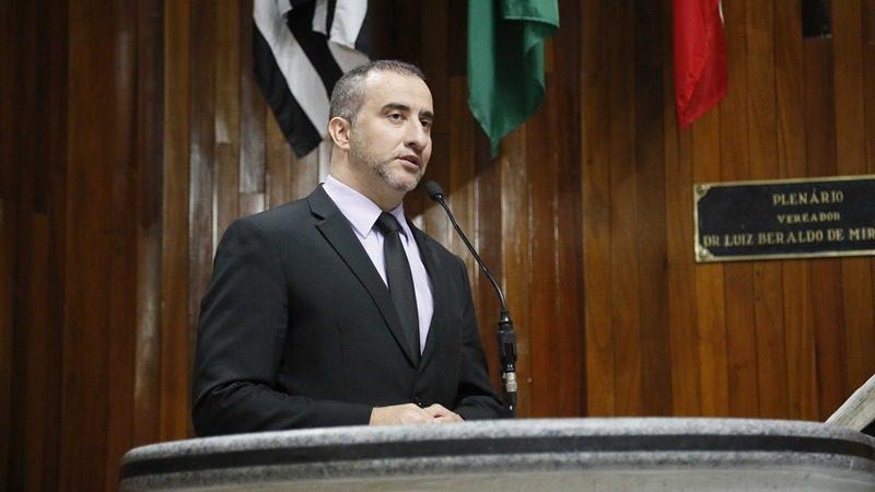 Vereador Marcos Furlan