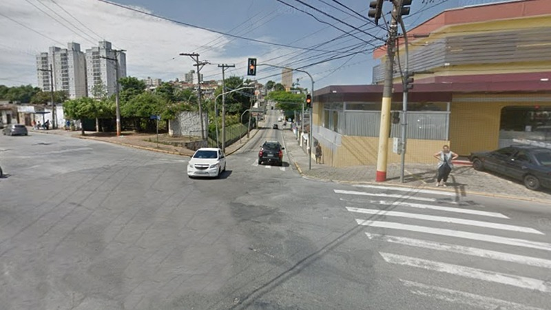 Avenida Pedro Machado - Mogi das Cruzes