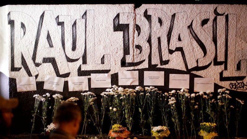 Massacre na Escola Raul Brasil - Suzano