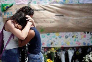 Familiares do Massacre em Suzano