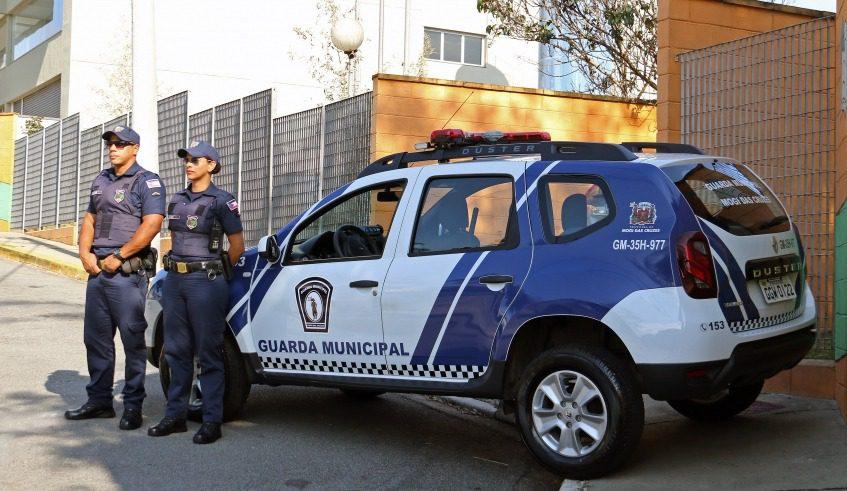 Guarda Civil - Mogi das Cruzes