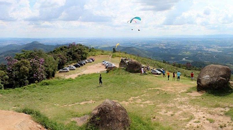 Pico do Urubu - Mogi das Cruzes