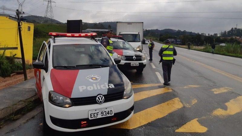 Operação PM SP - Alto Tietê