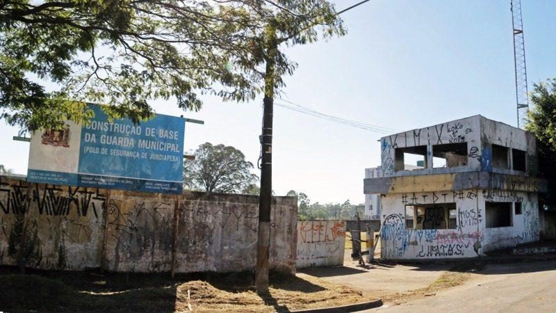 Polo Municipal de Segurança de Jundiapeba, em Mogi das Cruzes