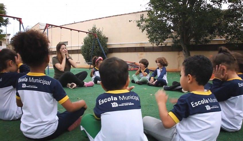 Escola municipal de Mogi das Cruzes