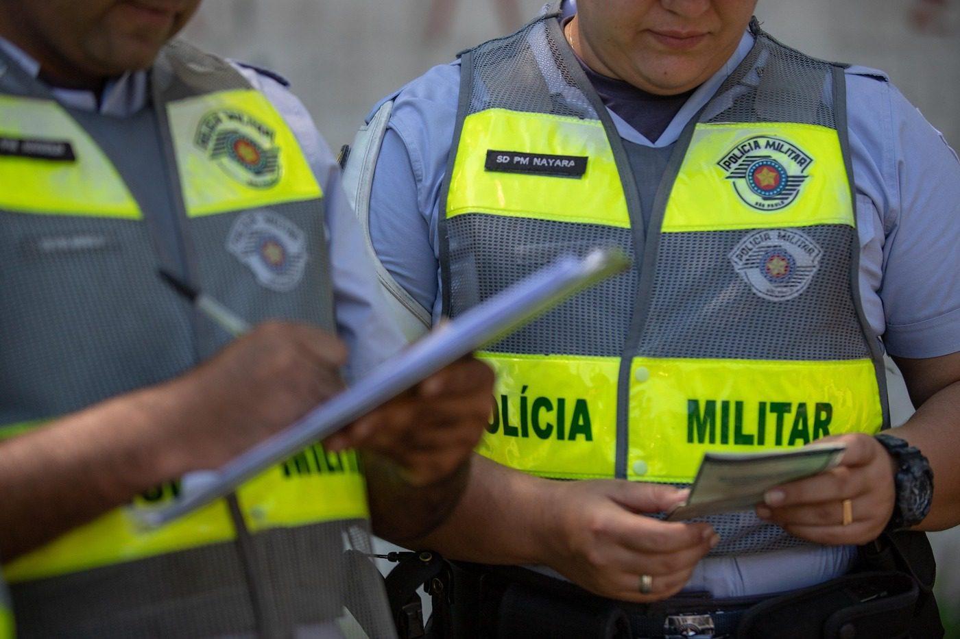 Operação São Paulo Mais Seguro - PM SP