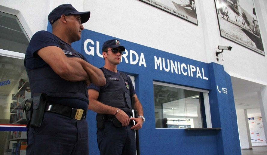 Guarda Civil Municipal (GCM) em Mogi das Cruzes