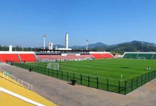 Estádio em Mogi das Cruzes