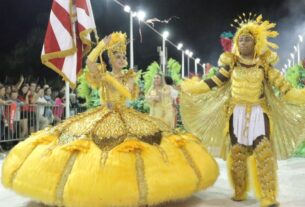 Carnaval em Mogi das Cruzes