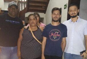 Jovem reencontra família em Mogi das Cruzes