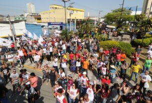 Marcha para Jesus em Mogi das Cruzes