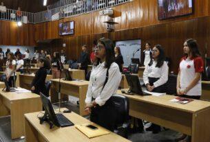 Parlamento Estudantil - Câmara de Mogi das Cruzes