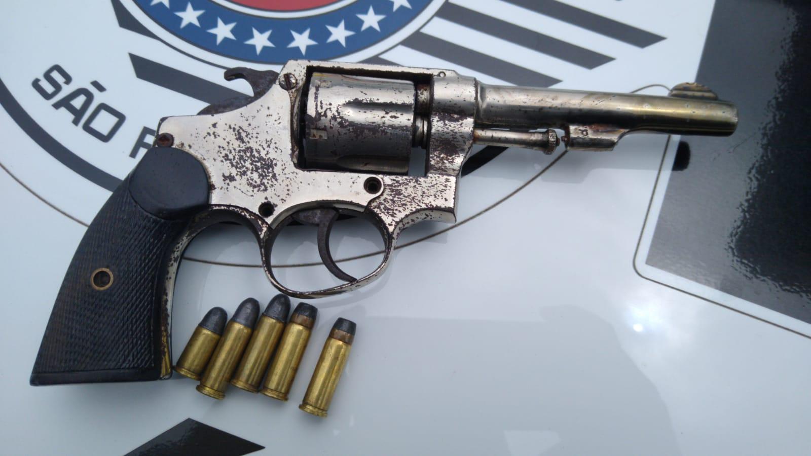 Porte ilegal de arma