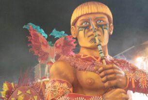 Desfile de Carnaval Mogi das Cruzes 2020