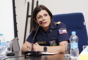 Thaís - Guarda Municipal de Mogi das Cruzes