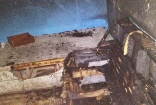 Homem coloca fogo na mulher em Mogi das Cruzes