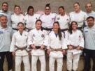Judô feminino de Mogi das Cruzes nos Jogos Abertos 2019