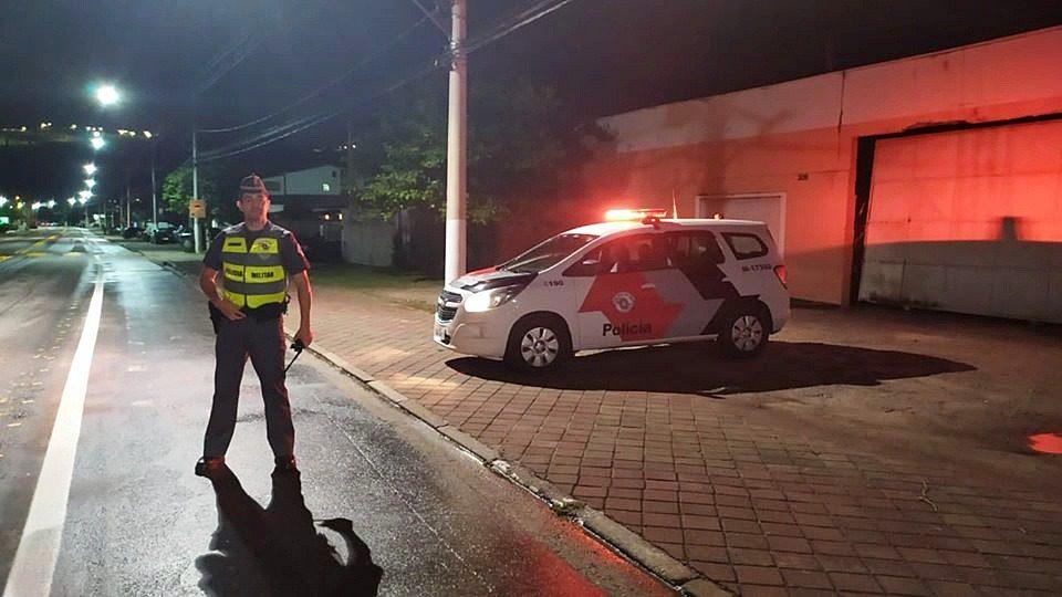 Operação São Paulo Mais Seguro da PM SP no Alto Tietê