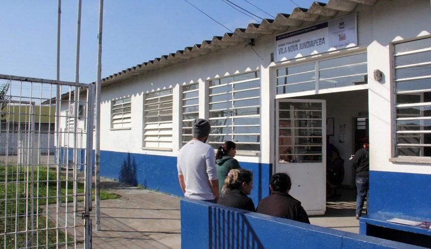 Posto de Saúde - Nova Jundiapeba