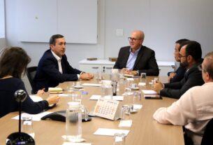 Reunião Sebrae e Prefeitura de Mogi das Cruzes