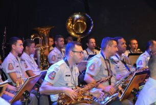 Bandas regimentais da PM SP