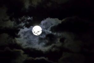 Céu a noite