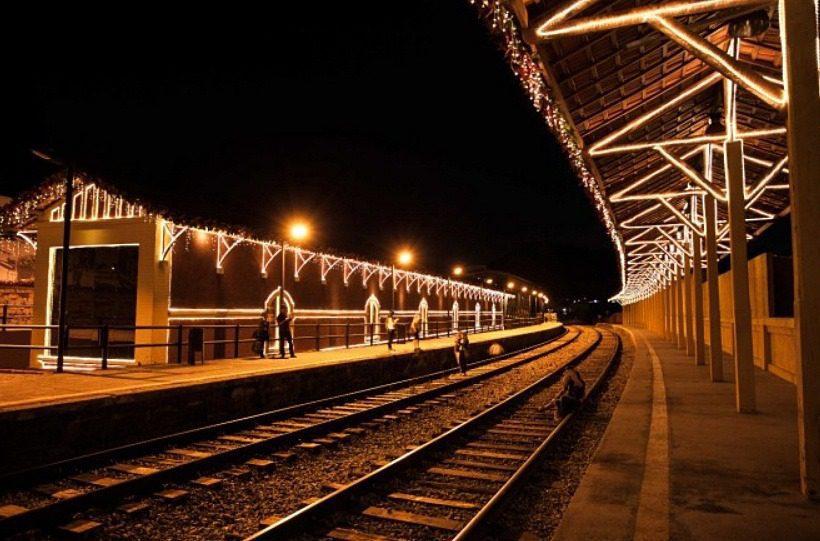 Acender de Luzes - Decoração de Natal de Guararema